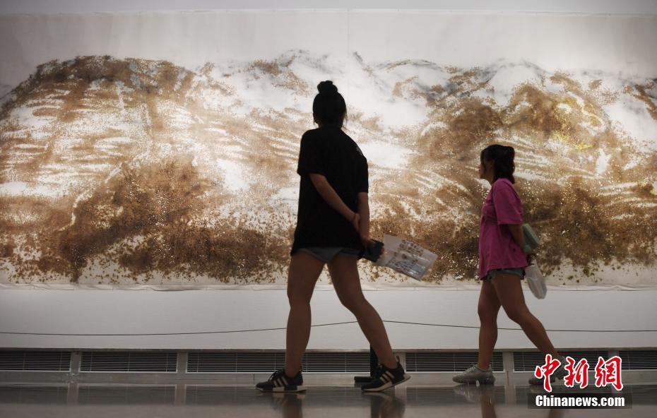 中华纸文化当代艺术展杭州开展中华纸文化当代艺术展杭州开展