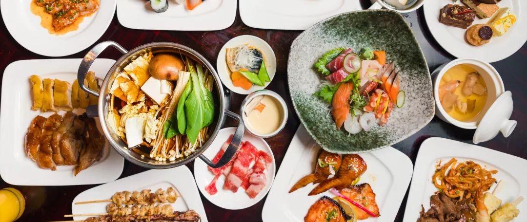 活章鱼现做、40道网红日料畅吃!陆家嘴五星级酒店自助午餐,仅需100+!