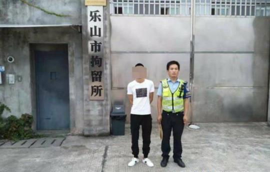拘留5天罚款1000!成乐高速一男子无证驾驶被查