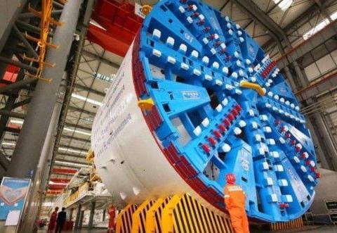 大国重器盾构机 科技创新显威力