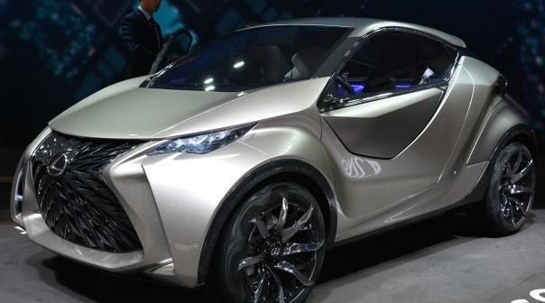 雷克萨斯将推出掀背式电动汽车