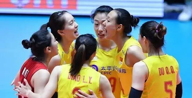 没直播不要紧,中国女排姑娘们够给力!祝贺3:0完胜哈萨克斯坦