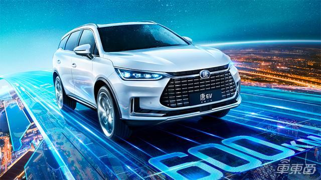 比亚迪上半年利润逆势增长203%!纯电动乘用车销量翻三倍