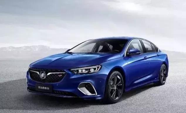 入门车型来了,别克君威GS精英型上市,售21.88万