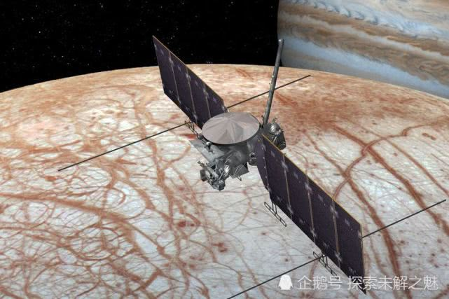 """又一突破!NASA的木卫二""""快艇""""将踏上通往木卫二的危险之旅"""