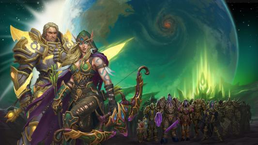 《魔兽世界》怀旧服:难度没有变化,而是玩家在变强