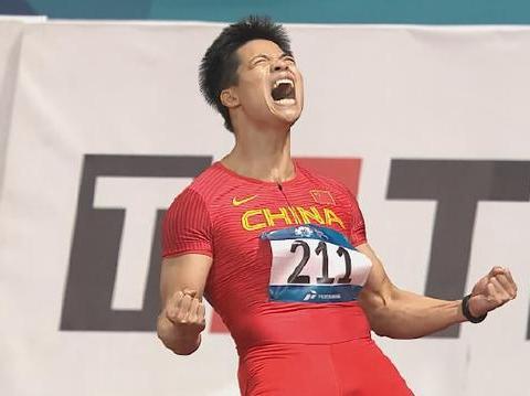 瑞士田径赛:苏炳添百米10秒34夺冠 200米创个人PB