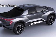 特斯拉皮卡(Model P)将于今年海外上市,起价4.9万美元