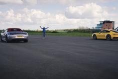 视频:全新保时捷911 vs 保时捷Boxster GTS