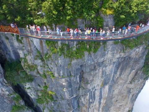 中国最会赚钱的景区:经济全靠旅游业游客不怕宰!