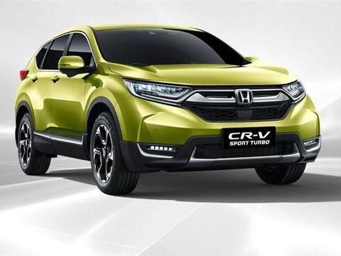 7月销量同比大涨72%!市场整体细化,东风本田CR-V却逆市攀升