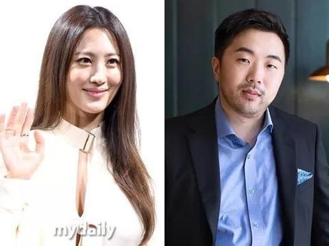 韩女星被曝交往大3岁真命天子,却遭网友狂酸:男人还是要有钱?