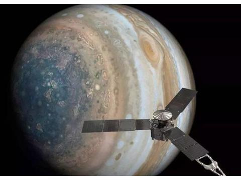 """木星可能曾被另一颗行星""""伤了心"""""""