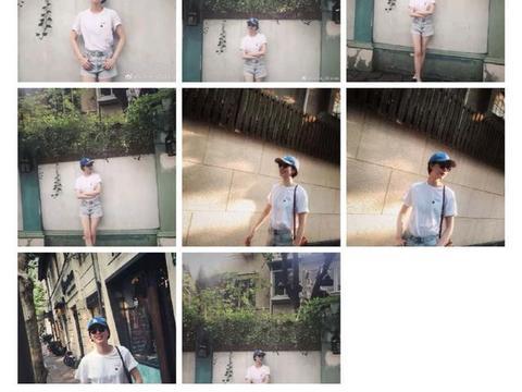 李亚鹏女友晒街拍美照,颜值惊艳气质高冷,一点不输王菲