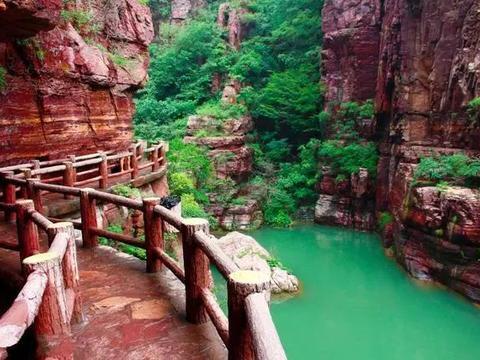 河南最有特色的3个景区,一个比一个红,风景绝美,值得前往