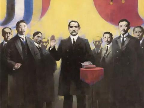"""孙中山的""""中华民国临时大总统印""""丢哪了"""