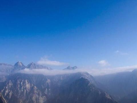 成都海拔第二高山,能与牛背山媲美的驴友之地,据说以后会收费