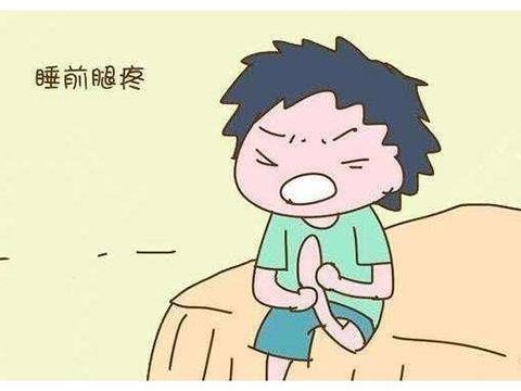 """当孩子出现""""生长痛""""时,家长可以这样缓解,别只会让孩子忍着"""