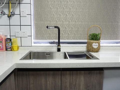 美仕杰水槽净洗机智能家居新选择 米家新品让你轻松做个美厨娘