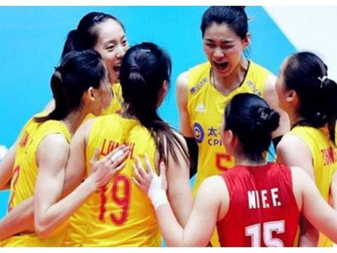 中国女排3-0斯里兰卡后,又3-0印度尼西亚,两战全胜