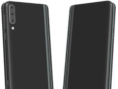 TCL可折叠手机Flextab渲染图曝光 或在IFA大展上亮相
