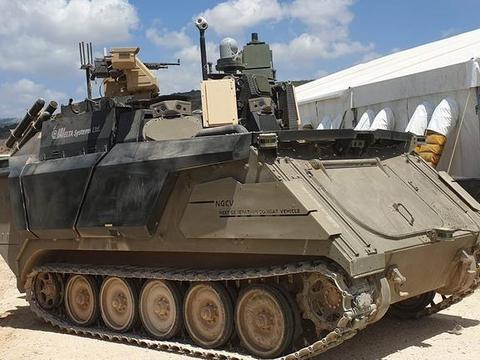 以色列新战车好独特,为省钱直接用游戏手柄吗?不,这是重大进步
