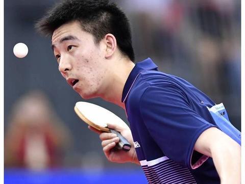 捷克公开赛国乒混双两对男女双各一对组合挺进八强