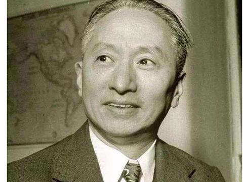民国第一外交家顾维钧,身世显赫,父亲是第一任交通银行总裁