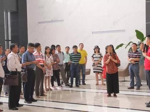 缅甸客人盛赞九华企业生产制造水平高