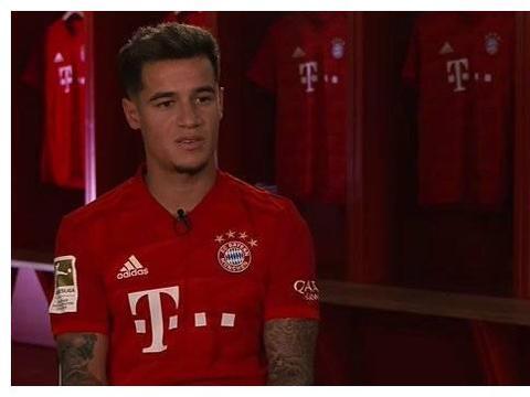 库蒂尼奥:拜仁对我的兴趣是加盟关键 会努力学习德语