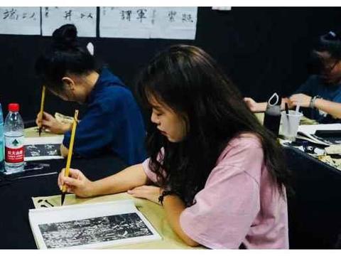 湖南省书法高考专业联合会官方唯一授权培训中心——东方星书法