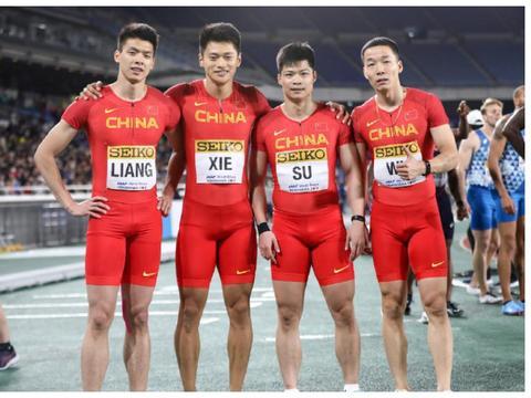 谢震业也不懂中国接力队棒次安排:苏炳添为何第3棒?他该跑第4棒