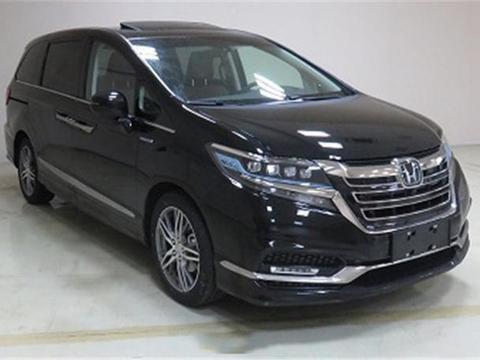 东风本田新款艾力绅9月11日上市搭2.0L i-MMD混动系统/油耗5.9L