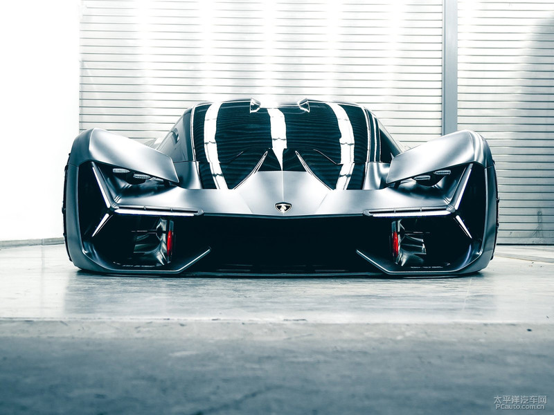 兰博基尼新混动超跑预告图发布,开启未来