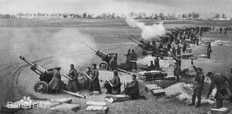第二次世界大战最后一次战略性进攻战役 柏林战役