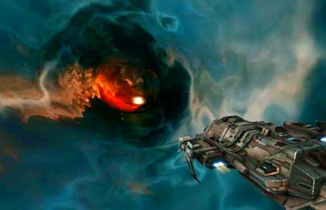 虫洞极可能真实存在,无奈的是,它可能无法让人类穿越时空