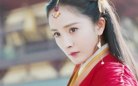 女星的古装女神形象,杨幂和赵丽颖谁才是真正的收视女王 ?