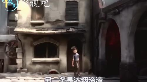 一部贫富差距的短片,富男孩帮助穷男孩,摆脱命运的束缚