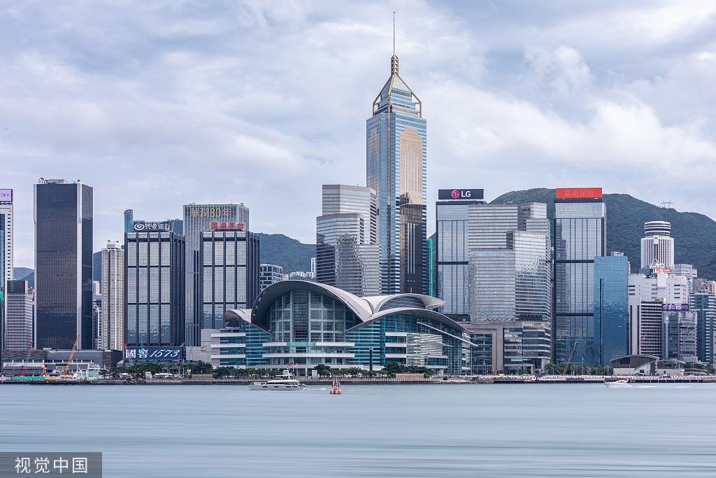 尼日利亚中国研究中心主任奥努奈居认为:美国是香港乱局背后推手