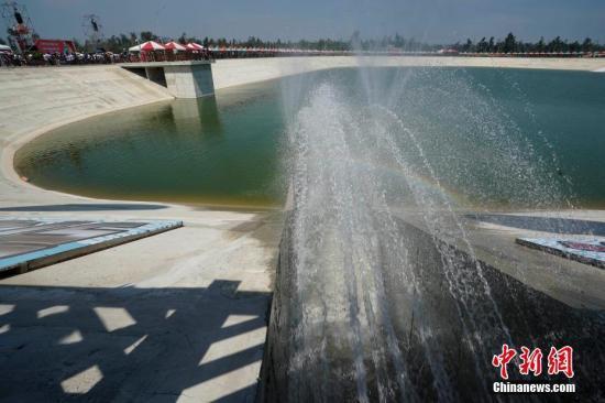 国台办:已向金门供水近390万吨 解决乡亲用水困难
