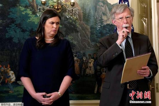 白宫前发言人桑德斯签约福克斯新闻 将出任评论员