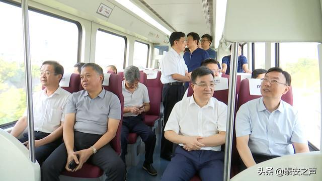 泰安市委副书记、市长张涛率队到长沙考察调研