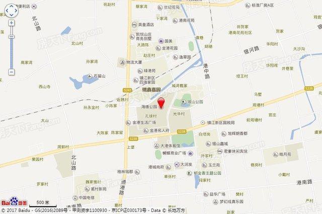 镇江新区超高人气小区海德公园 VS 瑞泰新城?
