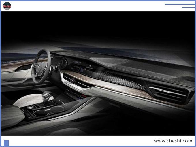 """起亚SUV""""换标""""Q8内饰?下月亮相,车主:回头率比奔驰GLE高"""