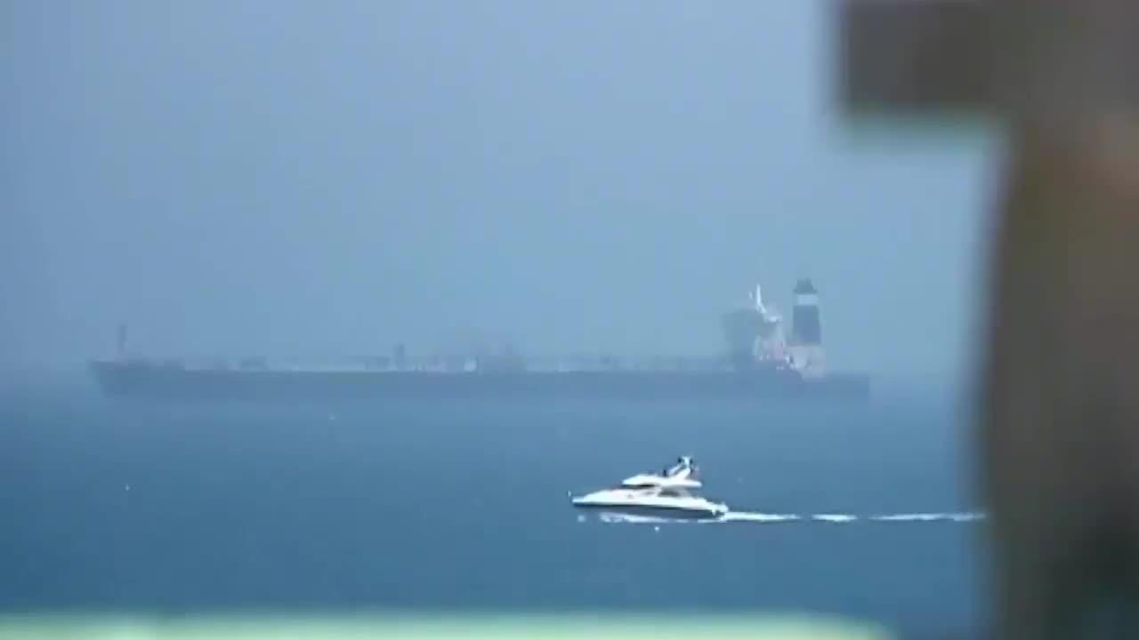 巧合?伊朗油轮刚被释放,乌克兰就宣布逮捕了一艘油轮,匪夷所思