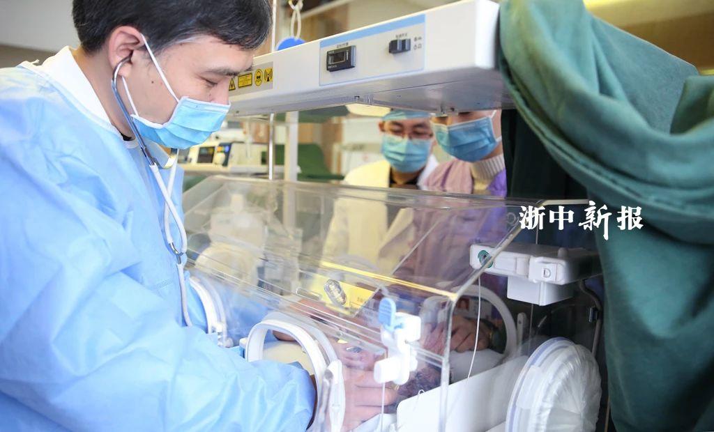 义乌一外国小宝宝出生不到24小时就被送进新生儿重症监护室!竟是因为……