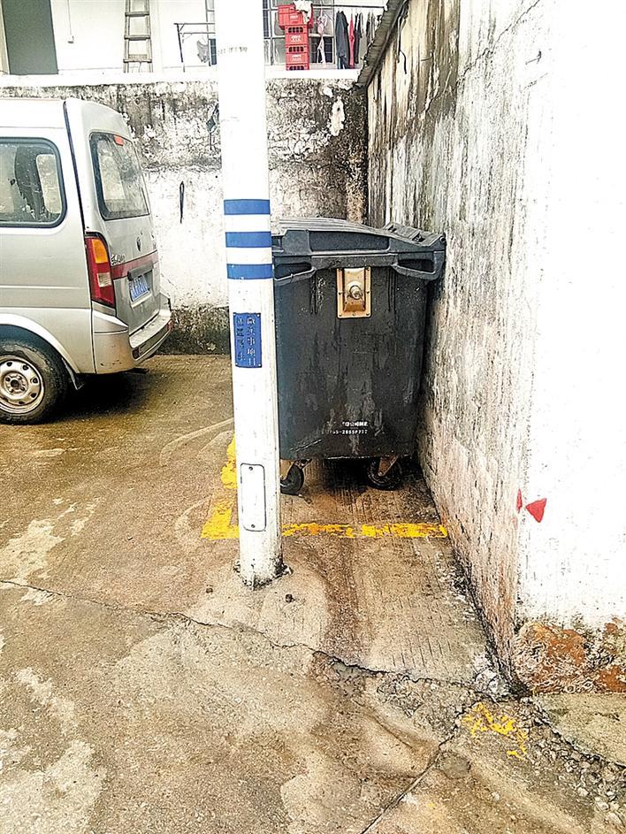 监督市容环境问题 参与龙华城市管理