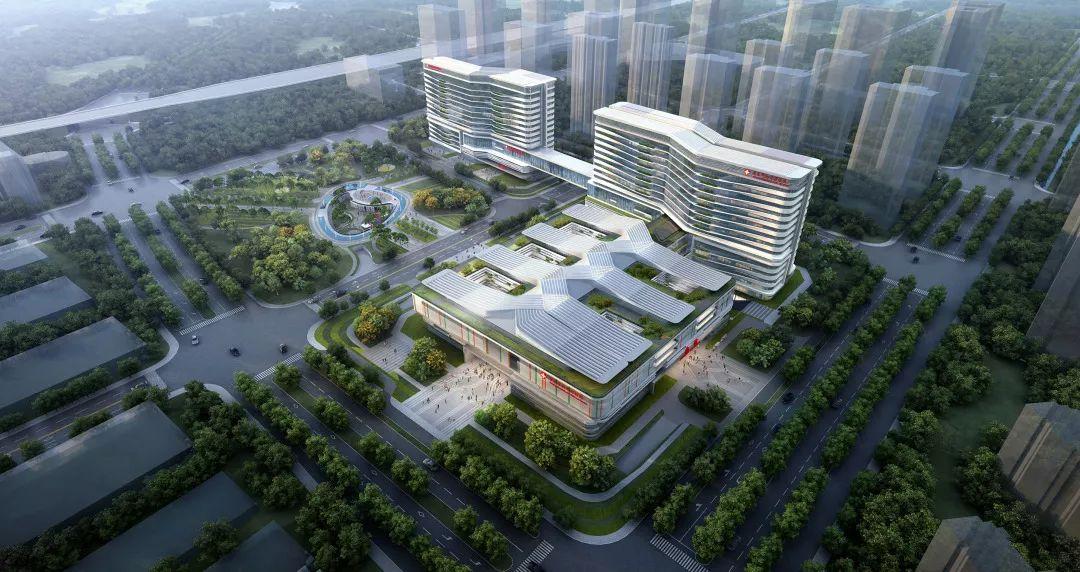 好消息!南京市妇幼保健院丁家庄院区获批,新院区将在2022年底建成