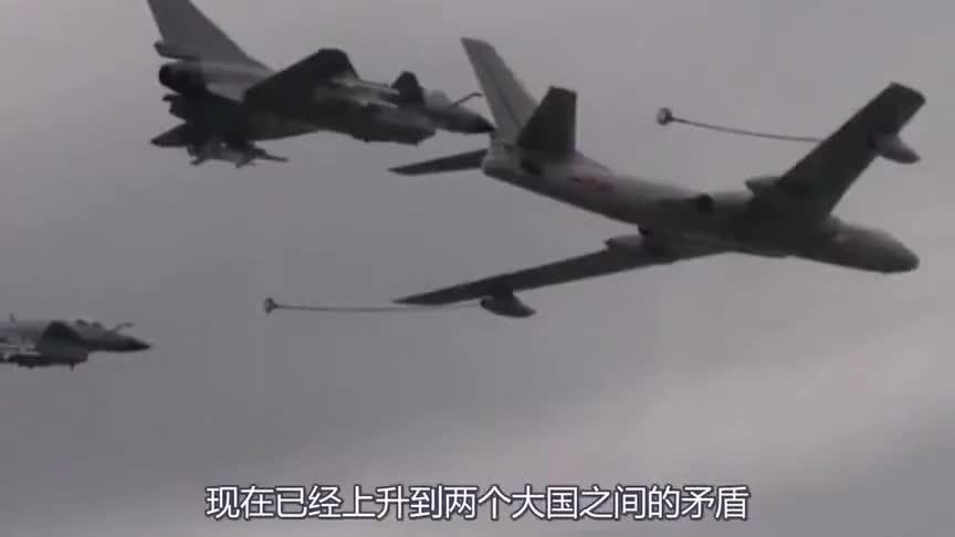 俄制战机深入以境内2公里,被导弹击落,俄发出警告!