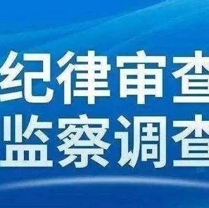 【纪检监察】丽江监狱副监狱长和春宏主动投案,南华县公安局原副局长徐德政被查
